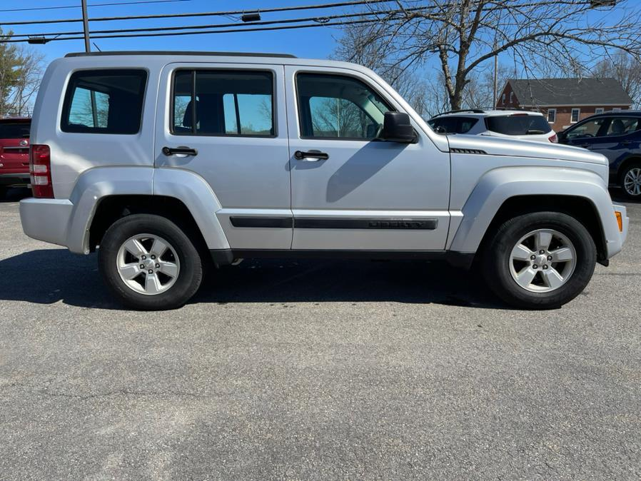 Used Jeep Liberty 4WD 4dr Sport 2012 | Merrimack Autosport. Merrimack, New Hampshire
