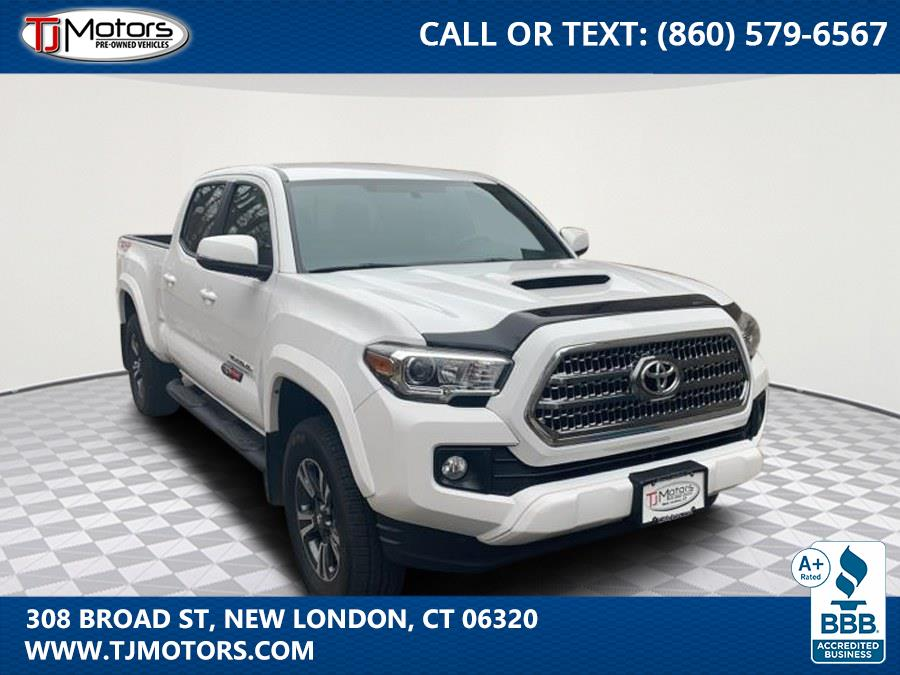 Used 2017 Toyota Tacoma in New London, Connecticut | TJ Motors. New London, Connecticut