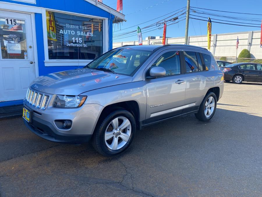Used 2014 Jeep Compass in Stamford, Connecticut | Harbor View Auto Sales LLC. Stamford, Connecticut