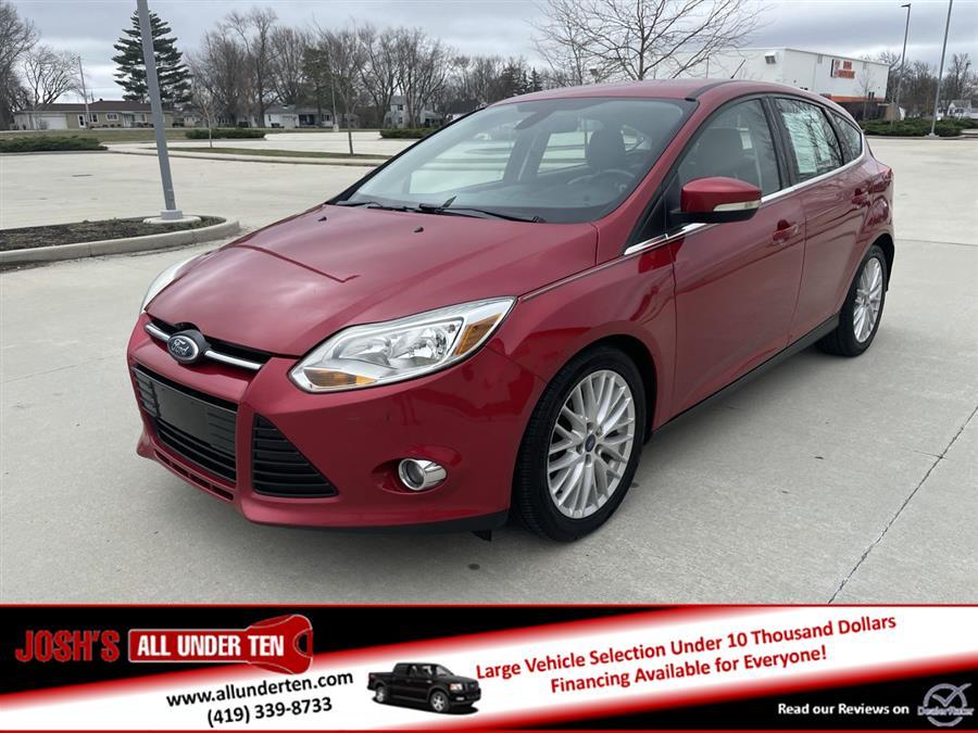 Used Ford Focus 5dr HB SEL 2012 | Josh's All Under Ten LLC. Elida, Ohio