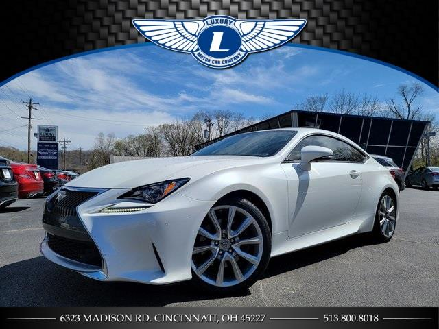 Used 2015 Lexus Rc in Cincinnati, Ohio | Luxury Motor Car Company. Cincinnati, Ohio