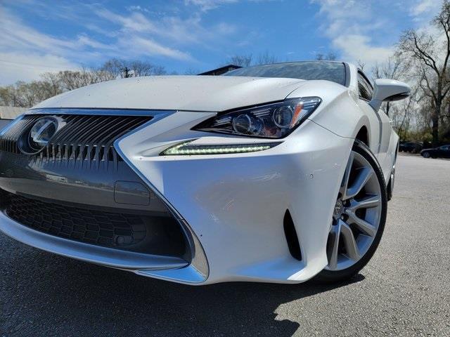 Used Lexus Rc 350 2015 | Luxury Motor Car Company. Cincinnati, Ohio