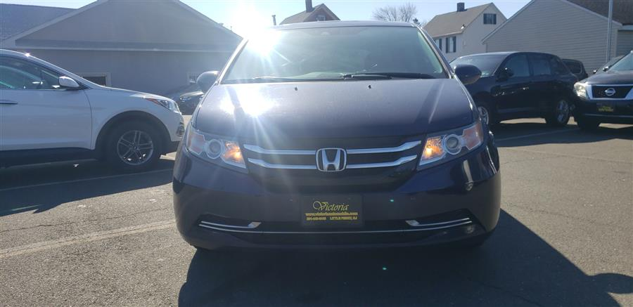 Used 2014 Honda Odyssey in Little Ferry, New Jersey | Victoria Preowned Autos Inc. Little Ferry, New Jersey