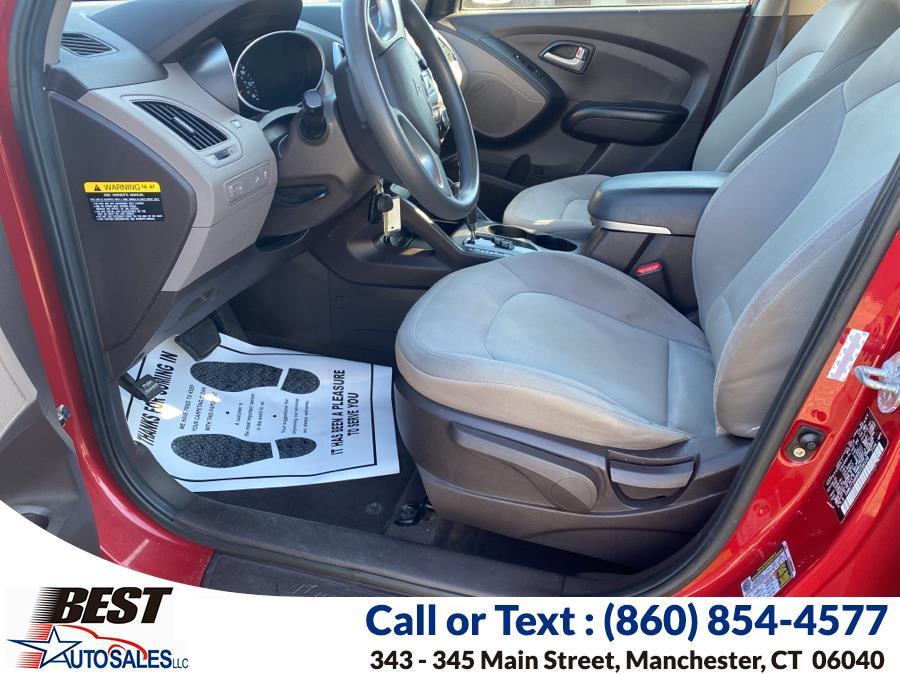 Used Hyundai Tucson FWD 4dr Auto GL *Ltd Avail* 2011 | Best Auto Sales LLC. Manchester, Connecticut