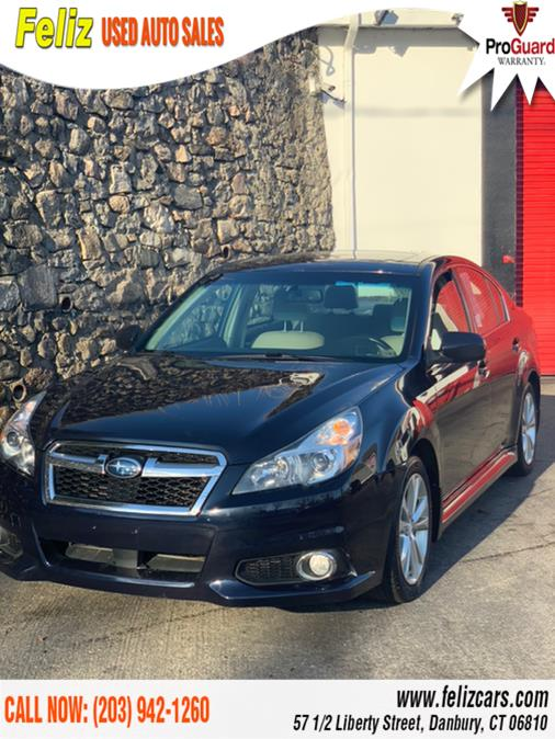 Used 2014 Subaru Legacy in Danbury, Connecticut | Feliz Used Auto Sales. Danbury, Connecticut