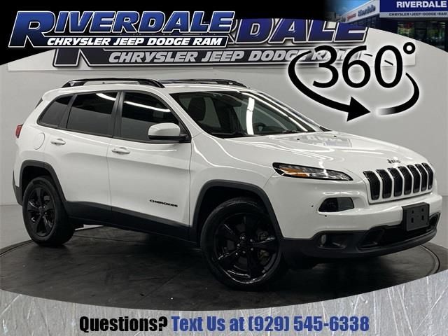 Used Jeep Cherokee Limited 2018 | Eastchester Motor Cars. Bronx, New York