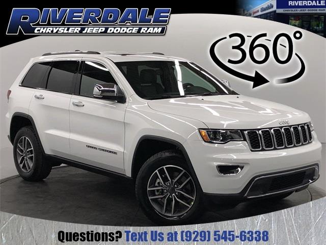 New Jeep Grand Cherokee Limited 2021 | Eastchester Motor Cars. Bronx, New York