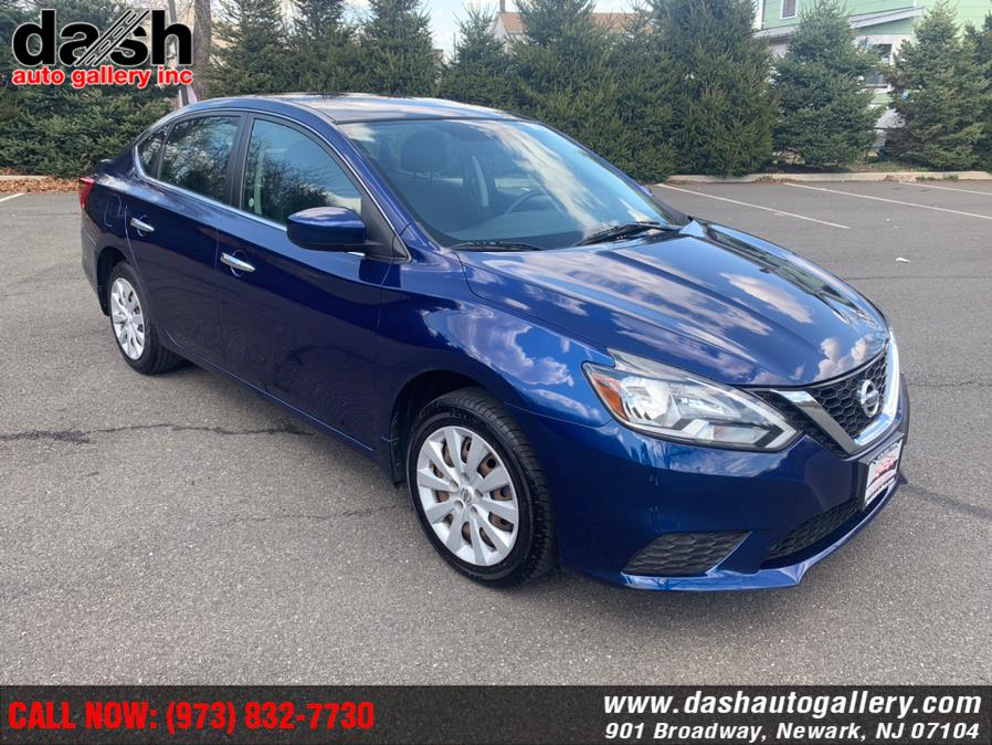 Used 2016 Nissan Sentra in Newark, New Jersey | Dash Auto Gallery Inc.. Newark, New Jersey