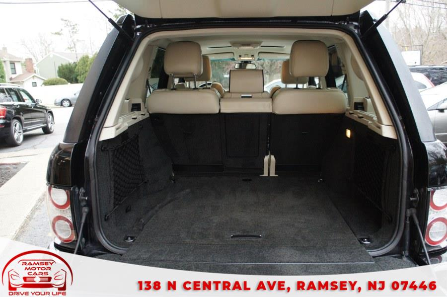 Used Land Rover Range Rover 4WD 4dr HSE LUX 2011 | Ramsey Motor Cars Inc. Ramsey, New Jersey