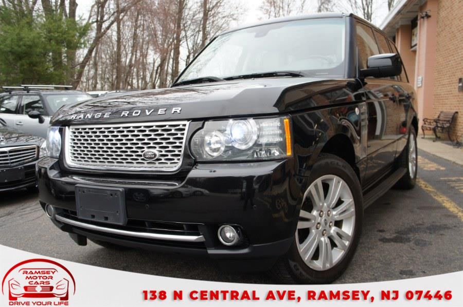 Used 2011 Land Rover Range Rover in Ramsey, New Jersey | Ramsey Motor Cars Inc. Ramsey, New Jersey