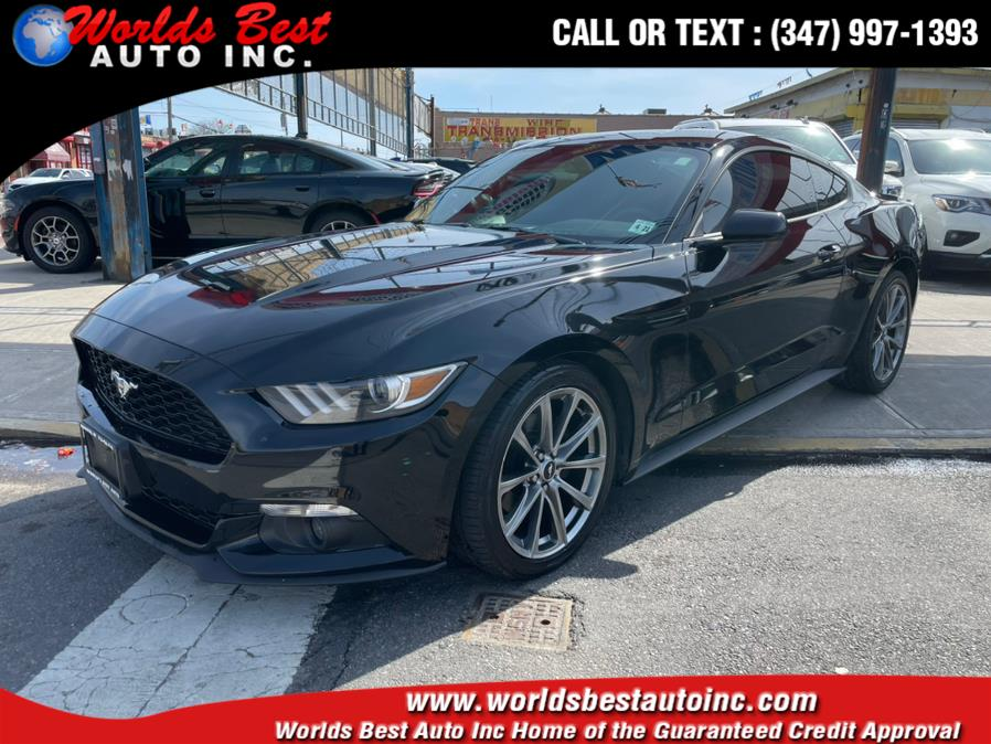 Used Ford Mustang 2dr Fastback EcoBoost 2016