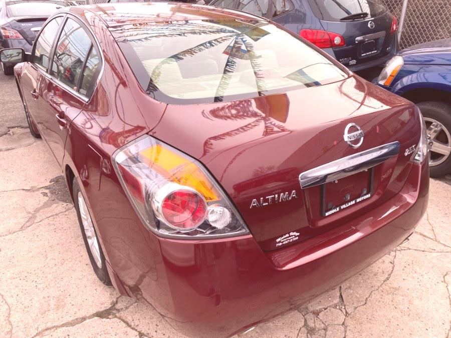 Used Nissan Altima 4dr Sdn I4 CVT 2.5 S 2011 | Middle Village Motors . Middle Village, New York