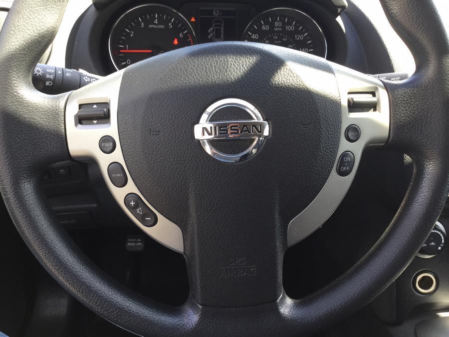 Used Nissan Rogue AWD 4dr SV 2012   L&S Automotive LLC. Plantsville, Connecticut