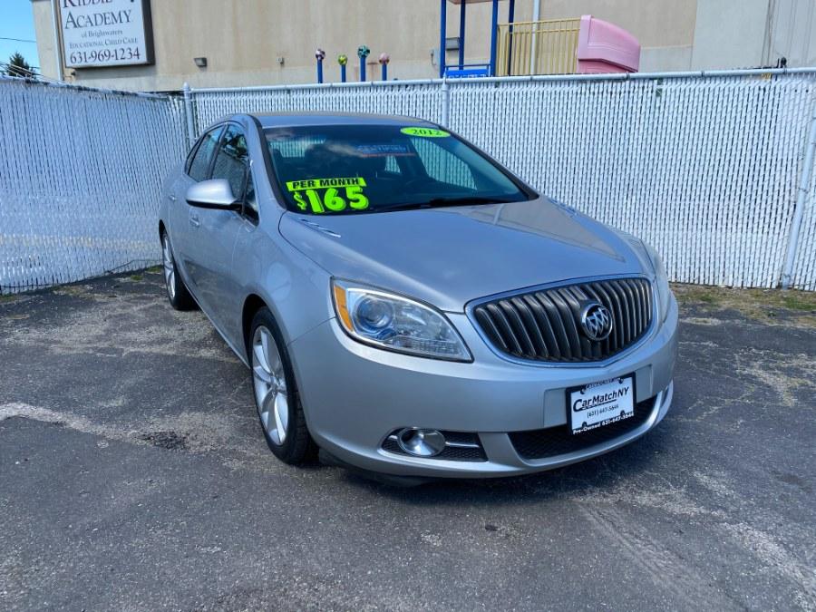 Used Buick Verano 4dr Sdn Convenience Group 2012 | Carmatch NY. Bayshore, New York