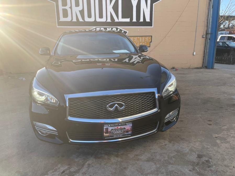 Used INFINITI Q70 4dr Sdn V6 AWD 2015 | Brooklyn Auto Mall LLC. Brooklyn, New York