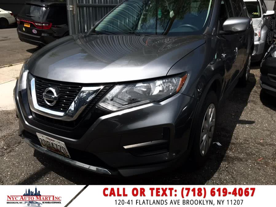Used 2017 Nissan Rogue in Brooklyn, New York | NYC Automart Inc. Brooklyn, New York