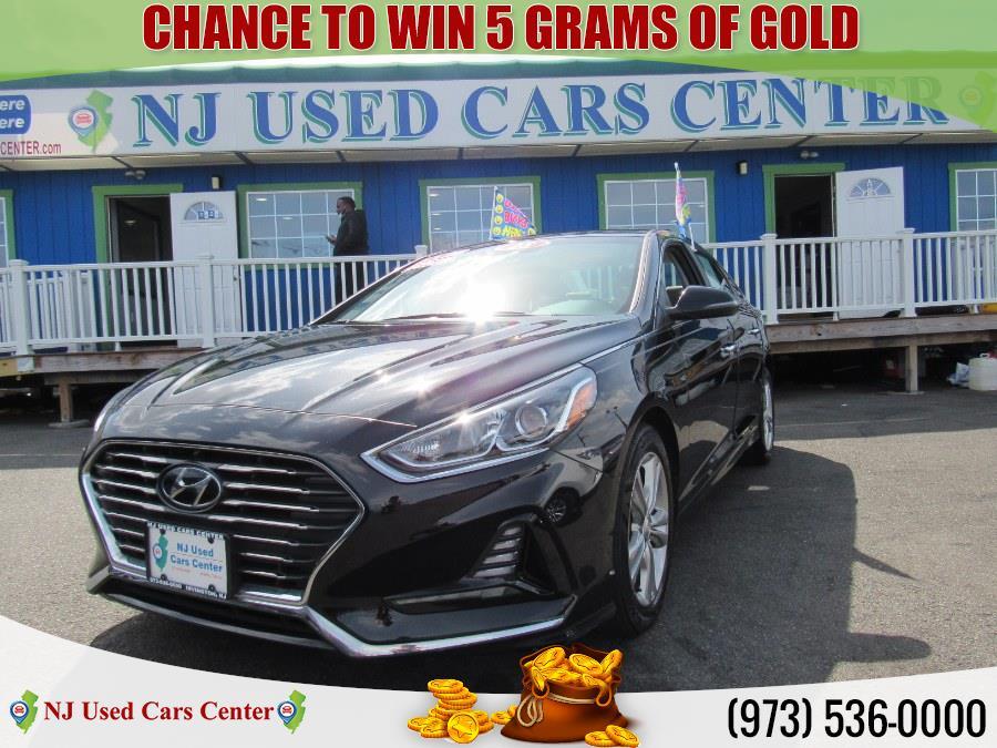 Used Hyundai Sonata SEL 2.4L SULEV *Ltd Avail* 2018 | NJ Used Cars Center. Irvington, New Jersey