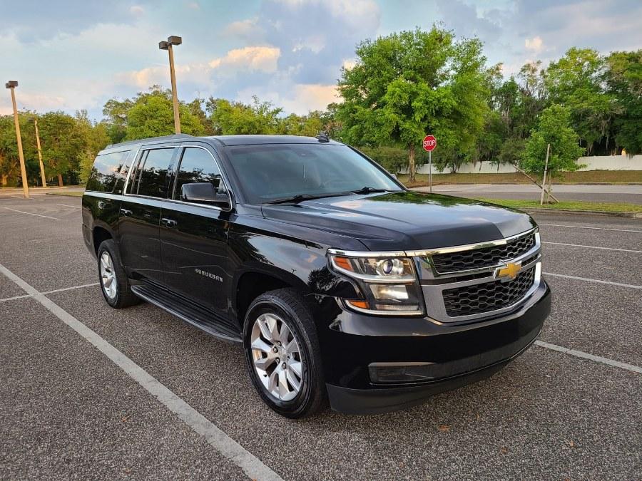 Used Chevrolet Suburban 4WD 4dr LT 2015 | Majestic Autos Inc.. Longwood, Florida