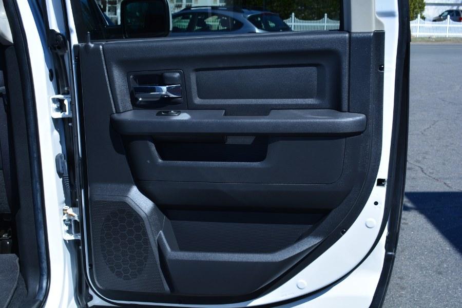 "Used Ram 1500 4WD Crew Cab 140.5"" Sport 2012 | Longmeadow Motor Cars. ENFIELD, Connecticut"