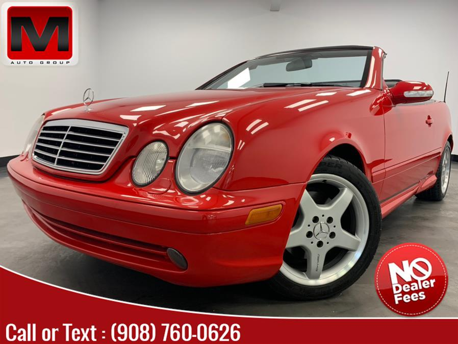 Used 2000 Mercedes-Benz CLK-Class in Elizabeth, New Jersey | M Auto Group. Elizabeth, New Jersey