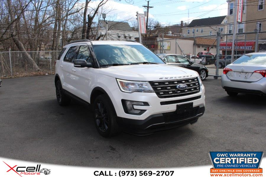 Used 2017 Ford Explorer XLT 4WD in Paterson, New Jersey | Xcell Motors LLC. Paterson, New Jersey