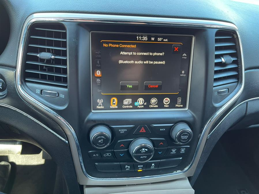 Used Jeep Grand Cherokee 4WD 4dr Limited 2015 | Champion Auto Sales Of The Bronx. Bronx, New York
