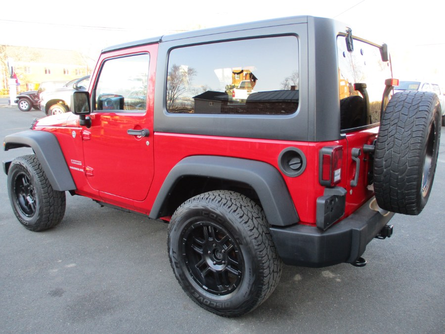 Used Jeep Wrangler 4WD 2dr Sport 2011 | Suffield Auto Sales. Suffield, Connecticut