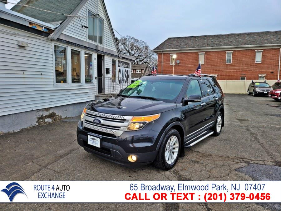 Used Ford Explorer 4WD 4dr XLT 2013 | Route 4 Auto Exchange. Elmwood Park, New Jersey