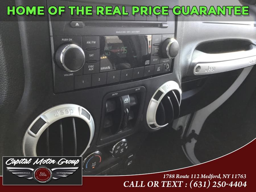 Used Jeep Wrangler Unlimited 4WD 4dr Altitude 2014 | Capital Motor Group Inc. Medford, New York