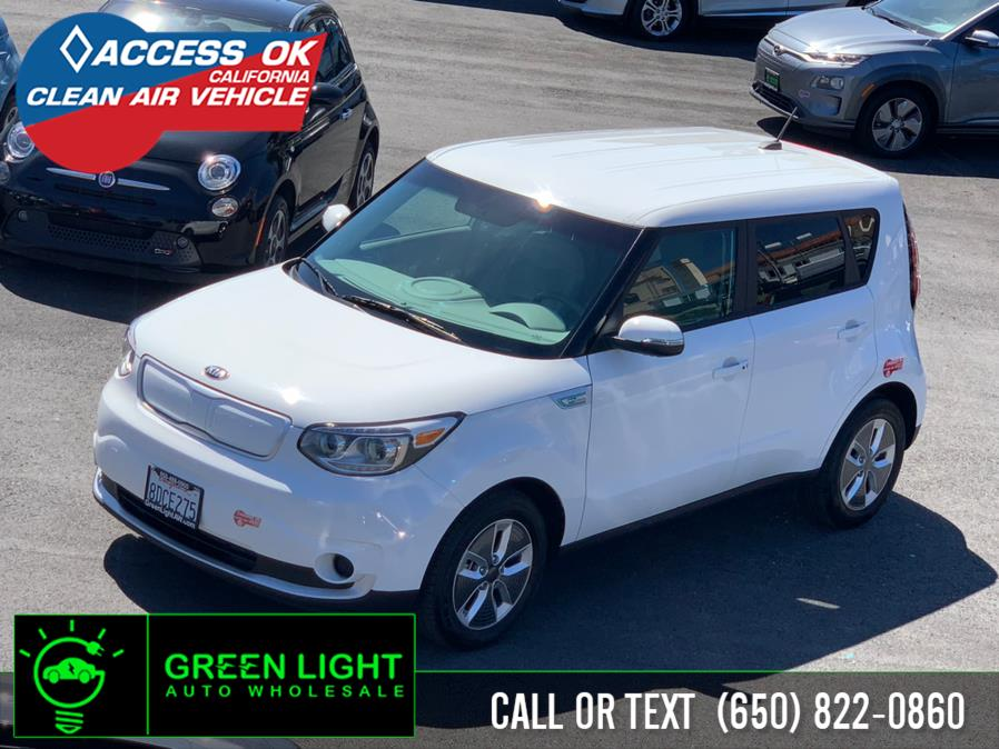 Used 2018 Kia Soul EV in Daly City, California | Green Light Auto Wholesale. Daly City, California