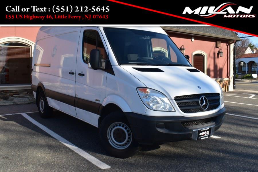 "Used Mercedes-Benz Sprinter Cargo Vans 2500 144"" 2011   Milan Motors. Little Ferry , New Jersey"