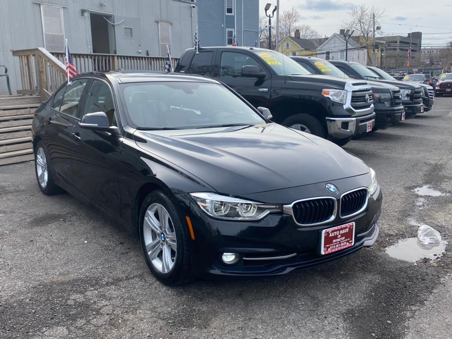Used BMW 3 Series 4dr Sdn 328i xDrive AWD SULEV South Africa 2016 | Auto Haus of Irvington Corp. Irvington , New Jersey