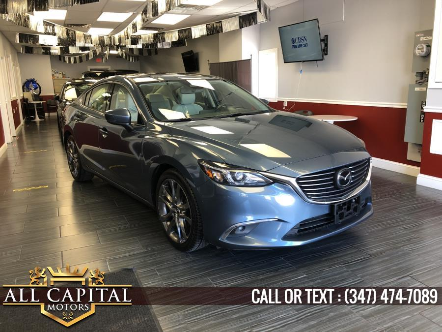 Used 2017 Mazda Mazda6 in Brooklyn, New York | All Capital Motors. Brooklyn, New York