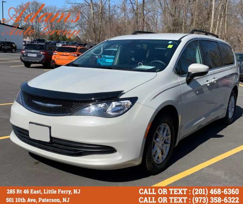 Used Chrysler Pacifica Touring FWD 2017 | Adams Auto Group . Little Ferry , New Jersey