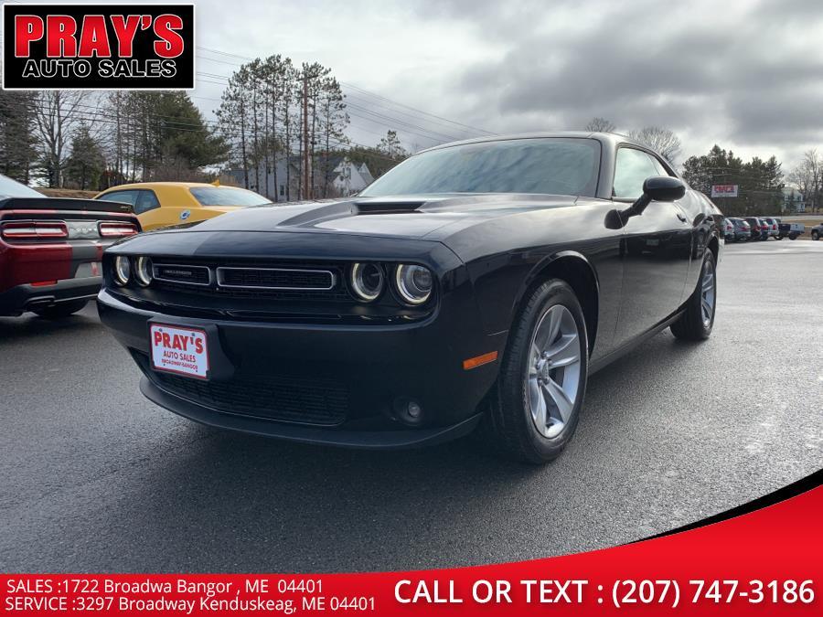 Used 2018 Dodge Challenger in Bangor , Maine | Pray's Auto Sales . Bangor , Maine