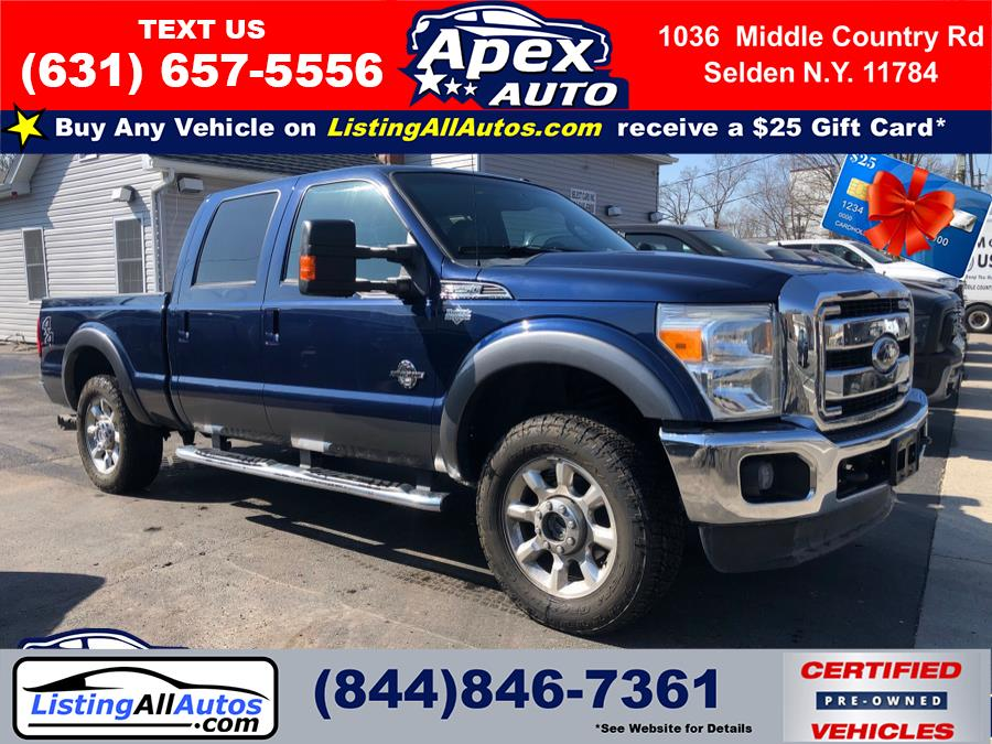 Used 2011 Ford Super Duty F-250 SRW in Patchogue, New York | www.ListingAllAutos.com. Patchogue, New York