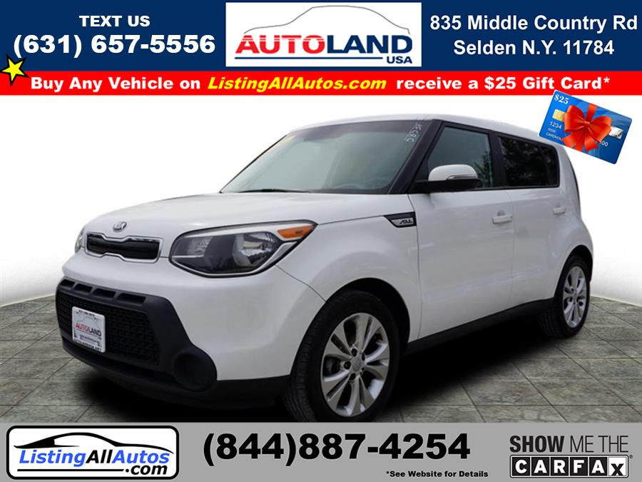 Used Kia Soul + 2014 | www.ListingAllAutos.com. Patchogue, New York