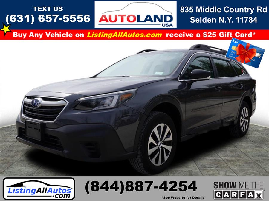 Used 2020 Subaru Outback in Patchogue, New York | www.ListingAllAutos.com. Patchogue, New York