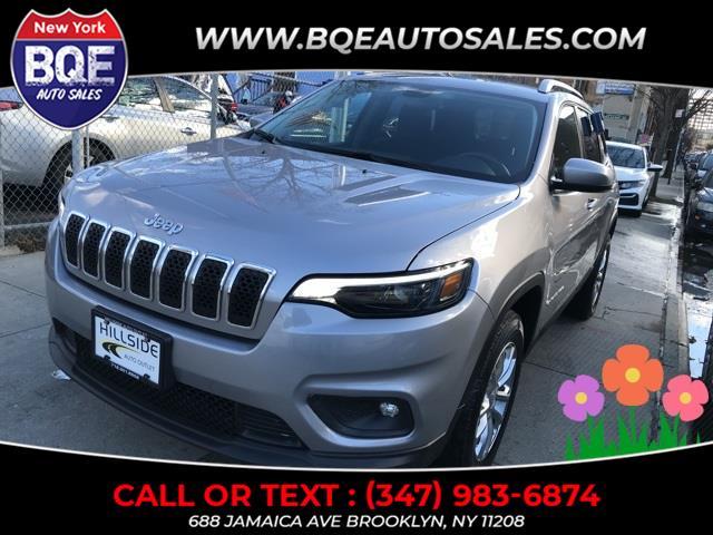 Used Jeep Cherokee Latitude 2019 | BQE Auto Sales. Brooklyn, New York