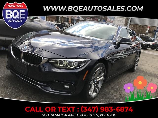 Used BMW 4 Series 440i xDrive Gran Coupe 2018   BQE Auto Sales. Brooklyn, New York