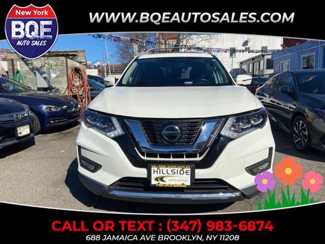 Used Nissan Rogue SL 2018 | BQE Auto Sales. Brooklyn, New York