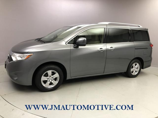 Used 2017 Nissan Quest in Naugatuck, Connecticut | J&M Automotive Sls&Svc LLC. Naugatuck, Connecticut