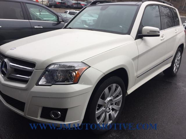 Used 2012 Mercedes-benz Glk-class in Naugatuck, Connecticut | J&M Automotive Sls&Svc LLC. Naugatuck, Connecticut