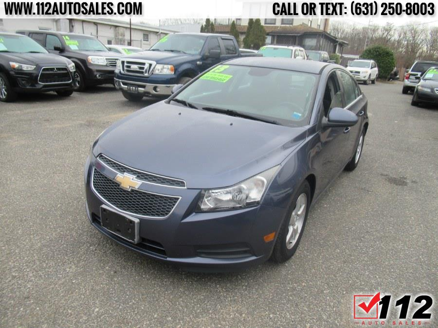 Used Chevrolet Cruze 4dr Sdn Auto 1LT 2013 | 112 Auto Sales. Patchogue, New York
