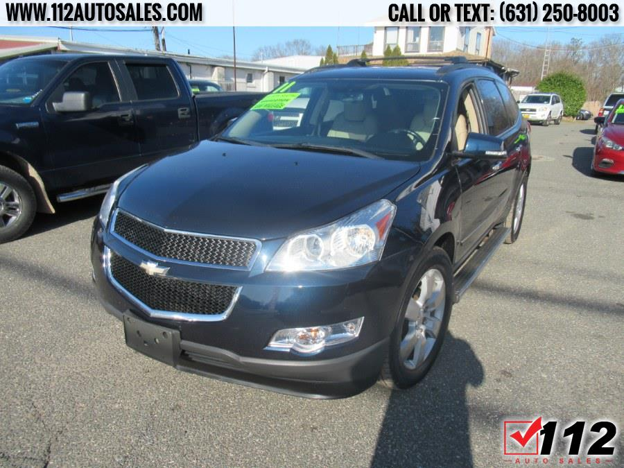 Used Chevrolet Traverse AWD 4dr LTZ 2011 | 112 Auto Sales. Patchogue, New York