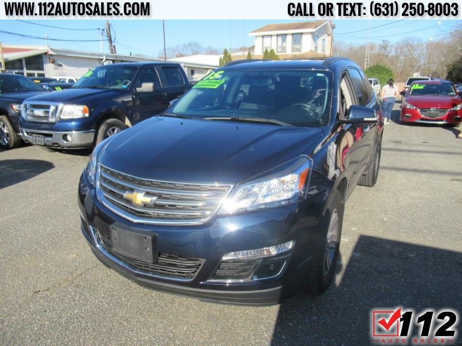 Used Chevrolet Traverse FWD 4dr LT w/2LT 2015 | 112 Auto Sales. Patchogue, New York