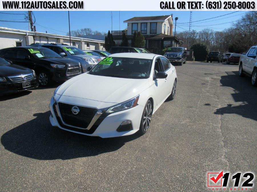 Used Nissan Altima 2.5 SR Sedan 2020 | 112 Auto Sales. Patchogue, New York