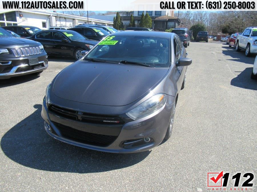 Used Dodge Dart 4dr Sdn SXT 2015 | 112 Auto Sales. Patchogue, New York