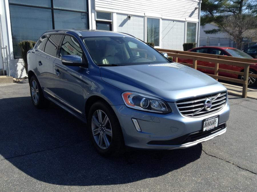 Used Volvo XC60 T5 AWD Inscription 2017 | Eurocars Plus. Groton, Connecticut