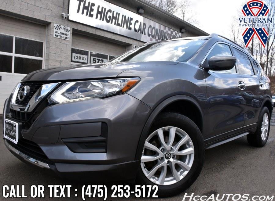 Used 2017 Nissan Rogue in Waterbury, Connecticut   Highline Car Connection. Waterbury, Connecticut
